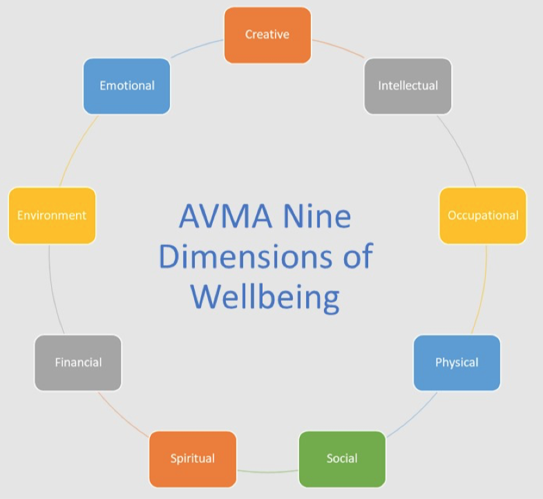 9 dimensions of wellbeing