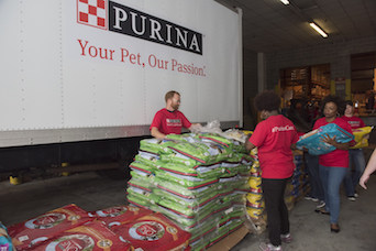 Purina Donations 2017
