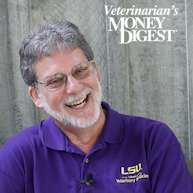 What Veterinary Research is Taking Place at Louisiana State University?