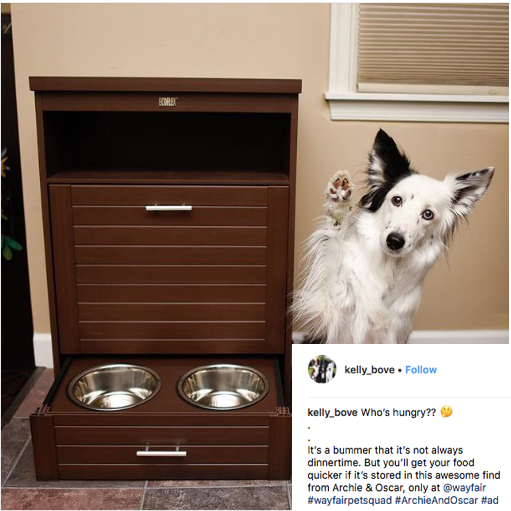 Wayfair Pet Line