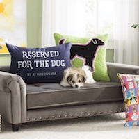 Online Home Decor Retailer Launches Pet Product Line