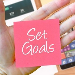 The Secret to Achieving Your Goals