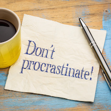 The Dangers of Financial Procrastination